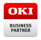 Logo OKI Business Partner
